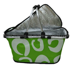 China Picnic Camping Basket with Insulated Foil (DXS-056) pictures & photos