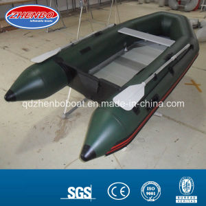 Inflatable Boat with Aluminum Floor Zb-300
