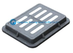 Anti-Theft Composite Gully Grate of SMC Material pictures & photos