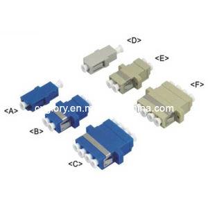 Suppliers LC Sc FC St MTRJ MPO Fiber Optical Adaptors pictures & photos
