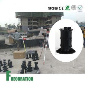 Adjustable Plastic Decking & Marble Pedestal