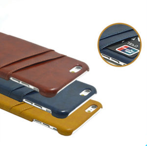 Hot Selling Credit Card Slot Case for iPhone6/7 pictures & photos