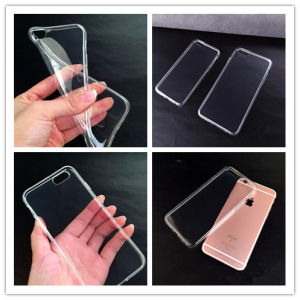New Transparent TPU Universal Case for iPhone5/5s/6/6s/7 pictures & photos