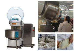 130kg High Quanlity Automatic Tilting Spiral Mixers pictures & photos