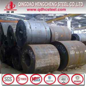 S235jr St37-2 A36 Hot Rolled Black Carbon Steel Coil pictures & photos