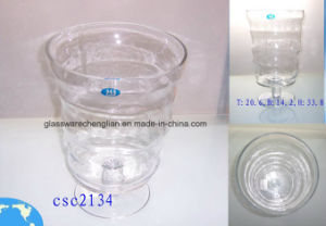 Clear Glass Vase (csc2134) pictures & photos