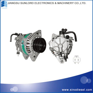 Good Price Alternator 28V with CE/ISO Certificate pictures & photos