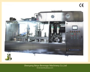 Fully Automatic Gable Top Carton Filling Machine (BW-4000) pictures & photos