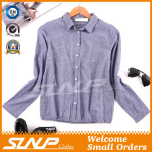 Women Fashion Garment Ladies Woven Apparel