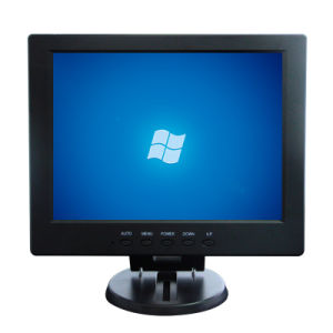 HDMI DVI VGA 10 Inch LCD LED Computer Monitor with 12V pictures & photos