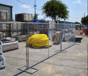 6ftx10FT American Chain Link Temporary Fence/Temporary Fence Panel pictures & photos
