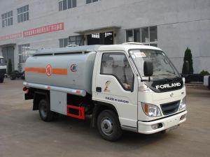 Fuel Tanker Truck (QDZ5060GJY) pictures & photos