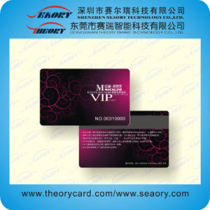 New PVC Membership Ymck Printing Card/Privilege Printing Card/Student Card pictures & photos
