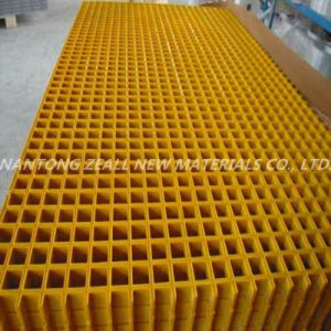 Colorful FRP Grating Products with Cheimcal Resistance