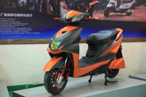Cooling Electric Motorcycle Scooter Motorbikes 48V 1500W (HD1500-3) pictures & photos