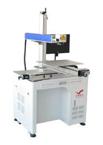 Fiber Laser Marking Machine for Laser Jet Marking pictures & photos