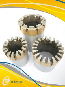 Nq Diamond Drill Bit for Hard Rock Core Drilling pictures & photos