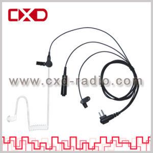 3 Wires Surveillance Kit Headset for Mototrbo DP3400, DP3600, DGP4150, DGP6150 (AC-2025 M9)