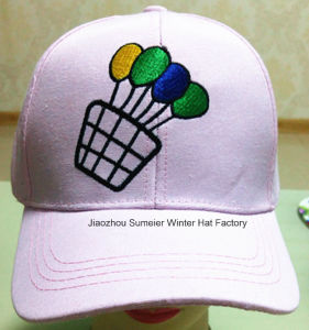 Cheap High Quality Flat Peak Embroidered Sports Promotional Caps pictures & photos