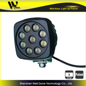 IP68 27W LED Driving Light
