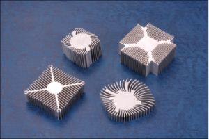 Aluminum Heatsink (AODA10025)