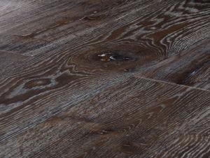 Brushed Oak Engineered Flooring (F1421)