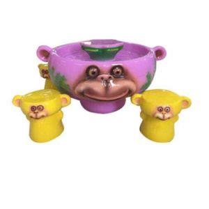 Funny Amusement Park Toy Monkey Sand Table for Children Entertainment (S06-Purple) pictures & photos