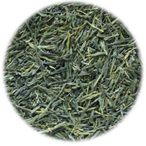 Conventional Green Tea Sencha Leaf for EU pictures & photos