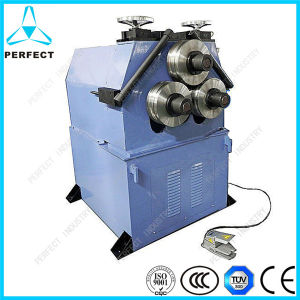 CNC Iron Pipe Rolling Forming Machine for Round Metal Pipe pictures & photos
