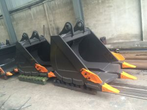 Sf Backhoe Excavator Ripper Bucket Made in China pictures & photos