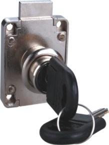 Long Baffle Cabinet Drawer Lock