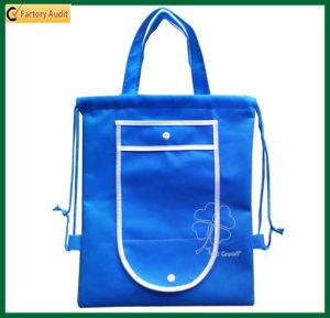 Eco-Friendly Foldable Non Woven Drawstring Bag (TP-BP026) pictures & photos