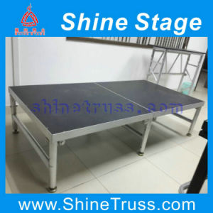 Portable Folding Stage for Outdoor Performance Display pictures & photos