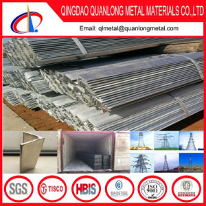 Wholesale Hot DIP Galvanized Angle Steel Iron pictures & photos