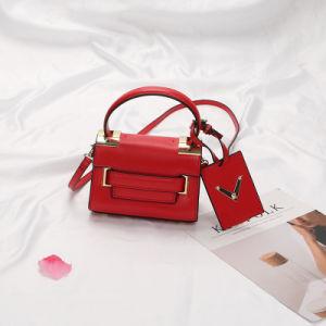 Dz045. Handbag Designer Fashion Lady Handbags Women Bag Cow Leather pictures & photos