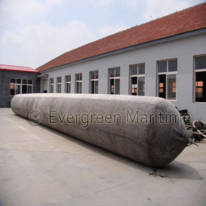 Rubber Ship Launching Marine Airbag, Air Balloon, Inflatable Rollers Bag for Vessel Haul out and Pull to Shore, Salvage & Heavy Lifting pictures & photos