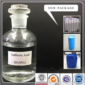 Sulfuric Acid Plant with Industry Grade Sulfuric Acid 98% pictures & photos