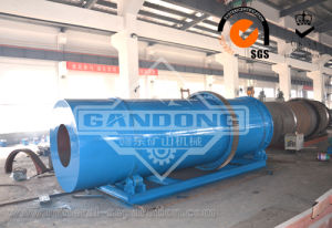 Sand Washer/ Sand Rotary Scrubber pictures & photos