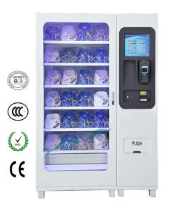 New Product and Hot Sales Clothes T Shirt Vending Machines pictures & photos