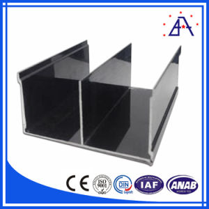 New Design Coating 6063-T5 Display Panel Use Extruded Aluminium pictures & photos