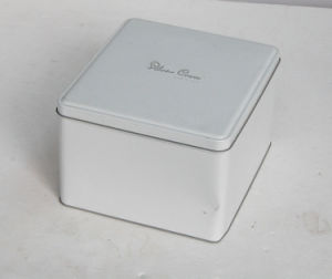 Cosmetic Packing Rectangle Tin Box (NC2457H)