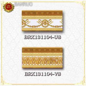 Polystyrene Cornice Moulding (BRX131104-US, BRX131104-VS) pictures & photos