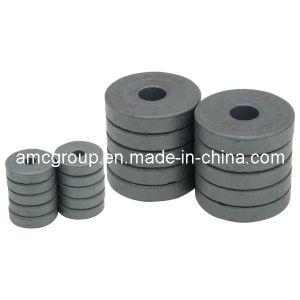 Anisotropic Disc Ferrite Magnet pictures & photos