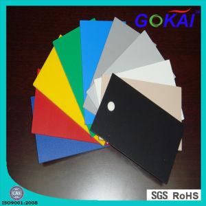 Yellow PVC Celuka Foam Board/PVC Foam Sheet pictures & photos