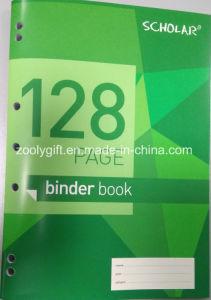 Scholar A4 Exercise Book A4 Binder Notebook with Margin pictures & photos