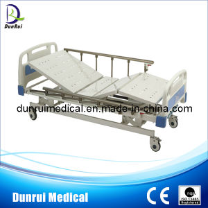 Foshan Supplier Manual Three Functions Hospital Bed (DR-G839-1)