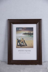 Plastic Advertisement Photo Frame (ALK-38) pictures & photos