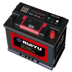DIN75 12V 75ah Sealed Mf Lead Acid Auto Car Battery pictures & photos