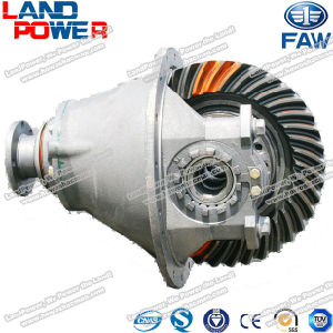 FAW Truck Axle Reducer Gear Assembly pictures & photos
