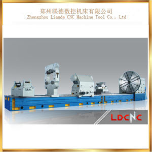 C61400 China Professional Heavy Duty Horizontal Normal Lathe Machine pictures & photos